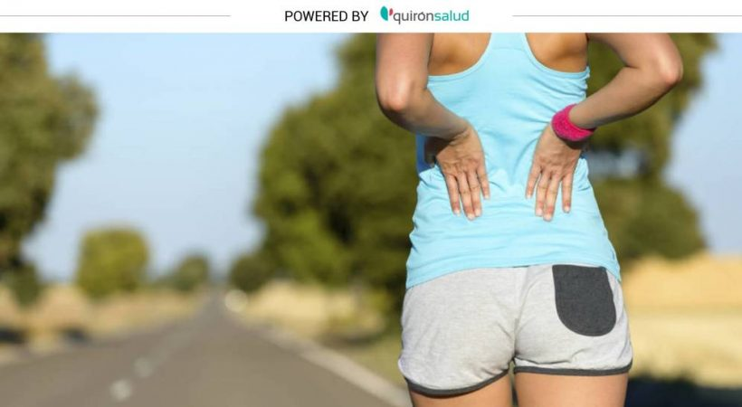 'Running' y dolor lumbar: ¿incompatibles? Cuando la espalda limita la carrera