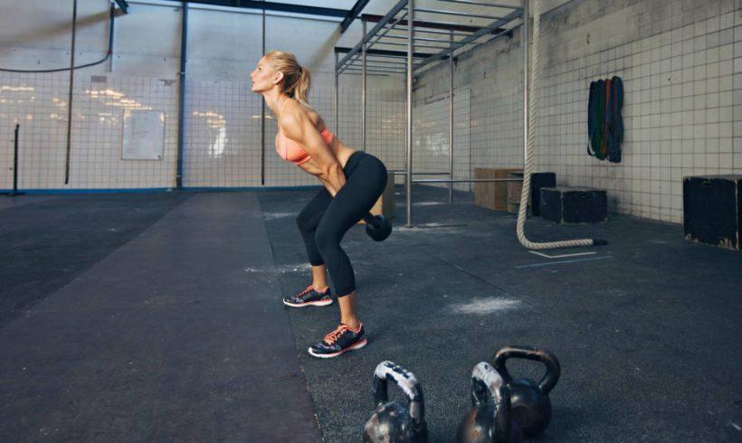 5 ejercicios cuyos efectos se notan en cuanto terminas de entrenar