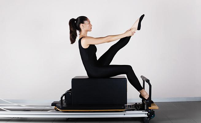 Pilates con máquinas: conoce sus beneficios