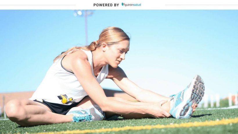 ¿Cómo debo calentar para evitar lesiones si soy un corredor de fondo?