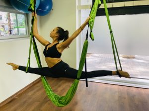 PILATES y YOGA AÉREO - 1 clase semanal 45€/mes - 2 clases semanales -70€/mes